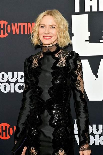 Naomi Watts Voice Loudest Premiere York Nyc