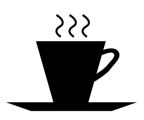 We're sharing 14 free coffee svg files! File:Cup of coffee.svg - Wikipedia