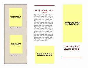 best photos of free 3 fold brochures template blank tri With three fold brochure template free download