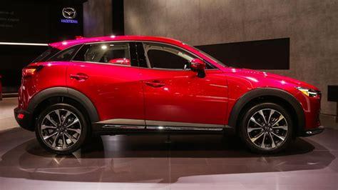 El Mazda Cx3 Tiene Mejoras Modestas En 2019 [fotos