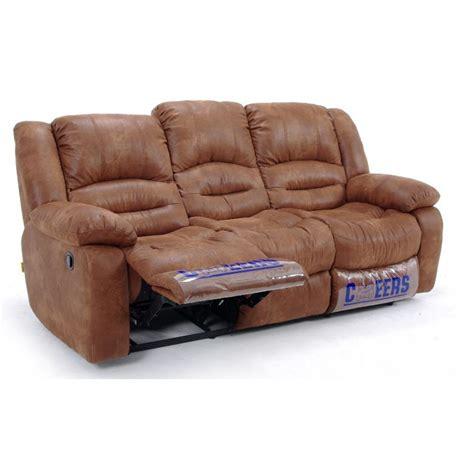 cheers microfiber reclining sofa manwah furniture osbourne power sectional furniture