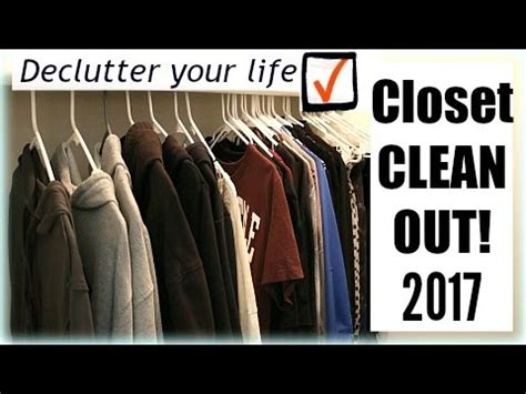 10 Reasons To Declutter Your Closet Right Now by Closet Clean Out Declutter Your 2017