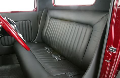 Forward Facing Safety Seat Ram Truck