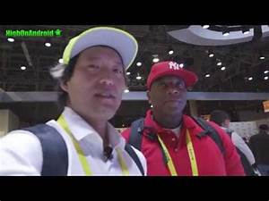 #CES2017 VLOG #4 - Monster Backroom w/ Flossy Carter ...