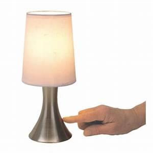 Touch Me Lampe : lampe tactile personnalis e avec logo grossiste cadeaux publicitaires ~ Eleganceandgraceweddings.com Haus und Dekorationen