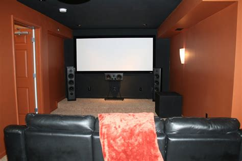 best home theater paint color forum