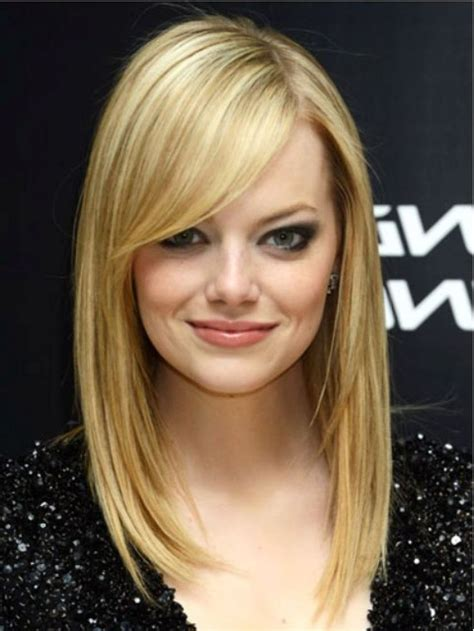 side fringe hairstyles ideas  pinterest side