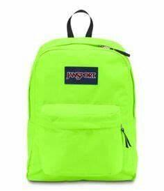 Jansport Overexposed Backpack Zap Green