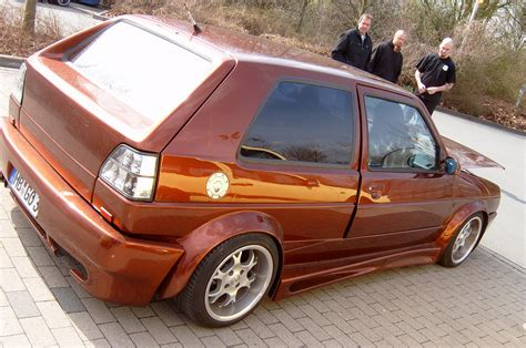 volkswagen golf modified modified volkswagen golf 2 2 tuning