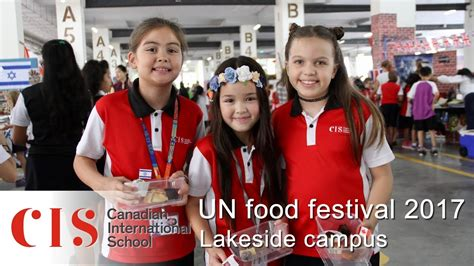Food Festival At Lakeside Campus 2017