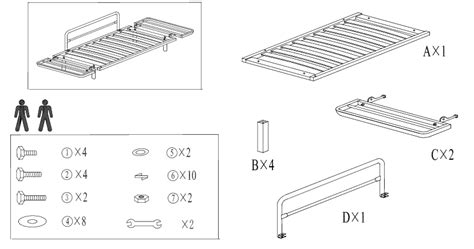Replacement Legs For Sofas by Futon Lounger Assembly Instructions How To Assemble