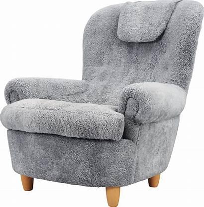 Armchair Chair Sofa Transparent Furniture Armchairs Single