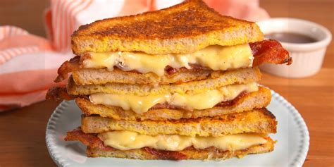 best toast best french toast grilled cheese recipe how to make french toast grilled cheese