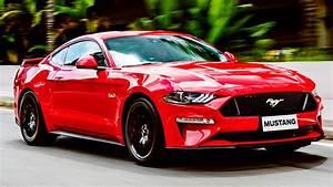 2018 Ford Mustang GT Fastback 4K 7 Wallpaper HD Car