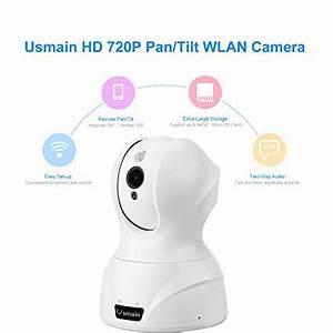 Wlan überwachungskamera Test : usmain 720p wlan berwachungskamera test 2019 ~ Orissabook.com Haus und Dekorationen