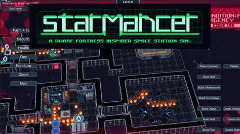 Starmancer  Dwarf Fortress Inspired Space Station Sim