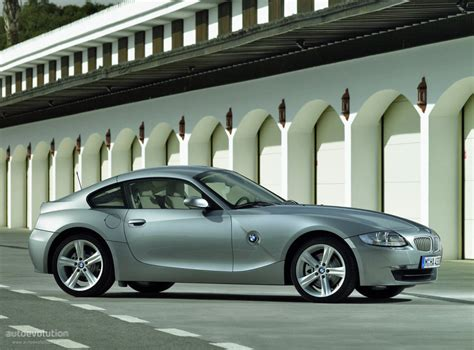 BMW Z4 Coupe (E86) - 2006, 2007, 2008, 2009 - autoevolution
