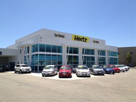 Rental Car Brands Avis And Hertz Shift Gears To Self-driving