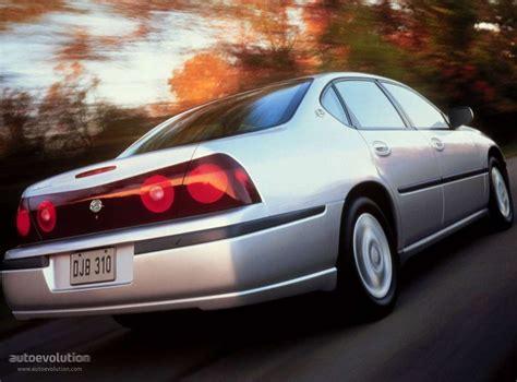 CHEVROLET Impala specs - 1999, 2000, 2001, 2002, 2003 ...