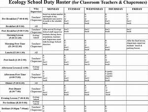 duty roster templates download free premium templates With duty schedule template