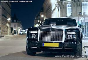Rolls Royce France : rolls royce phantom spotted in paris france on 08 13 2013 ~ Gottalentnigeria.com Avis de Voitures