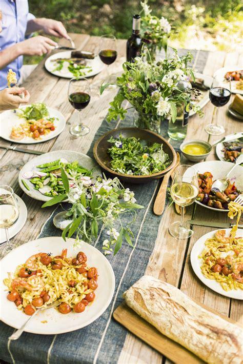 summer dinner summer dinner party ann street studio