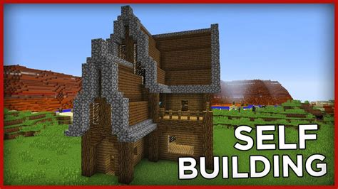 Modernes Haus Minecraft Command by Self Building House Command Block 1 11 2 9minecraft Net