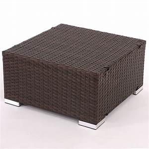 Füße Für Sofa : 1x basismodul f r poly rattan sofa siena modulare gastronomie qualit t braun ~ Orissabook.com Haus und Dekorationen