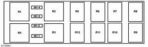 Ford F-53 F53 Motorhome Chassis  2015   U2013 Fuse Box Diagram