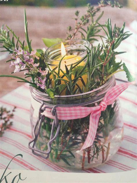 Herbst Deko Gartenparty by Deko Mit Einmachglas Gardening Yard Ideas Herbstdeko