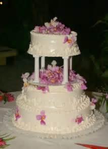 wedding cake photos caribbean wedding utila the bay islands honduras