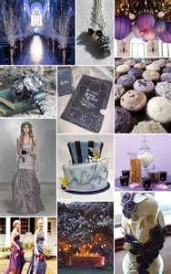 registries for weddings inspiration a corpse wedding theme