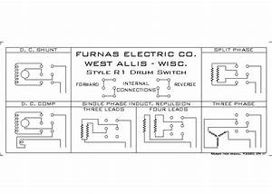 Help Wiring Furnas Style Drum Switch To 9 U0026quot  Sb W   Westinghouse Motor