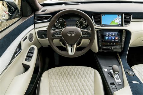 2019 Infiniti Qx50 News by 2019 Infiniti Qx50 Review And Drive Autoguide News