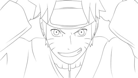 Naruto Coloring Pages Devientart