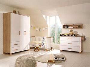 Babyzimmer Weiß Hochglanz : wellem bel benno babyzimmer wei eiche m bel letz ihr online shop ~ Indierocktalk.com Haus und Dekorationen