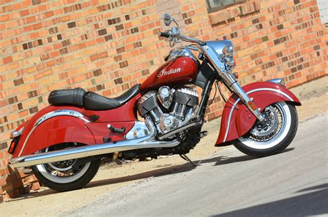 Indian Motorcycle Company Reveals All-new 2014 Indian