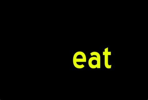 gif words eat family