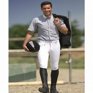 Belstar Djerba Mens Horse Riding Competition Breeches - Show Jumping Knee Patch | eBay
