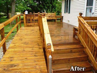 Deck Maintenance Companies