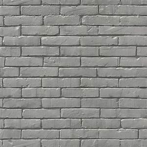 Tapeten In Grau : caselio 39 pretty lili 39 tapete 39 backsteinwand 39 grau bei ~ Watch28wear.com Haus und Dekorationen