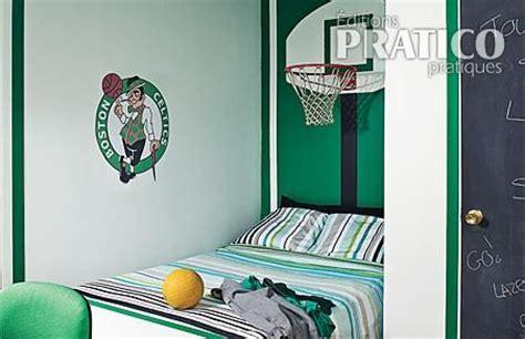 chambre basket decoration chambre garcon basket