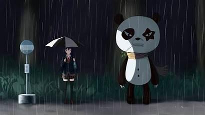 Totoro Neighbor Background Yukinoshita Yukino Wallpapers Anime