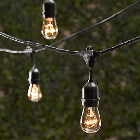 how long of a light string for a 6 ft christmas tree string light company vintage metro outdoor string lights outdoor hanging lights at