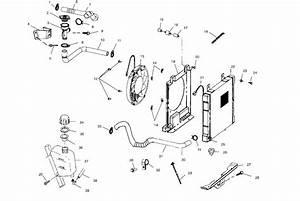 2004 Polaris Sportsman 500 Parts Diagram