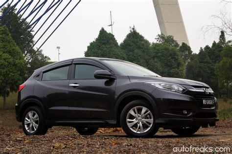 Review Honda Hrv by Test Drive Review Honda Hr V 1 8 V Autofreaks
