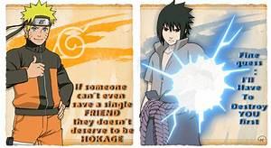 Quotes About Naruto Sasuke. QuotesGram
