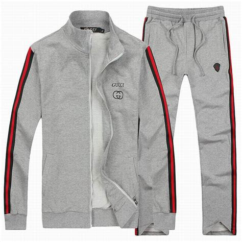 NEW Gucci Tracksuit For Men-9 Replica Clothing