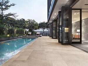 Carrelage Tour De Piscine : carrelage exterieur piscine carrelage terrasse aspect ~ Edinachiropracticcenter.com Idées de Décoration