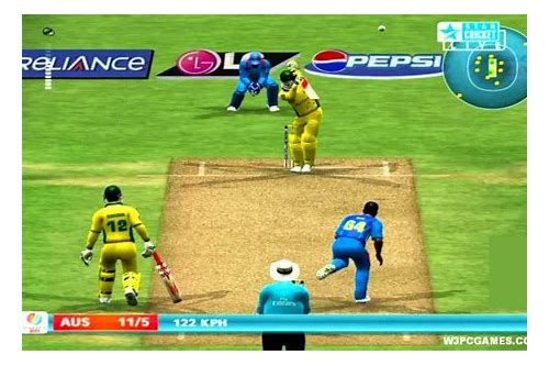 icc cricket world cup game download free